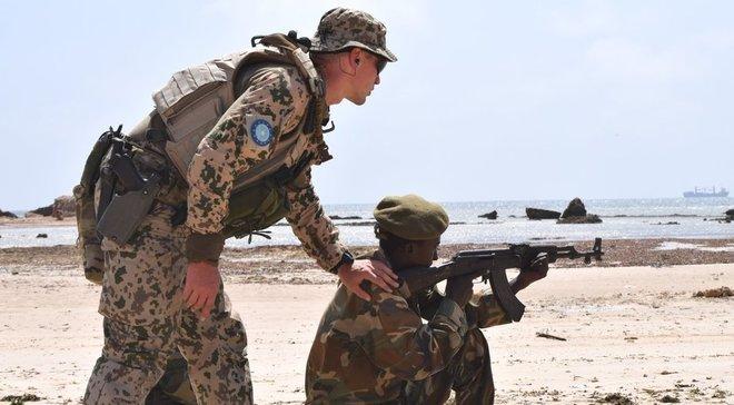 لواء Danab : لواء النخبة في الجيش الصومالي 15845210
