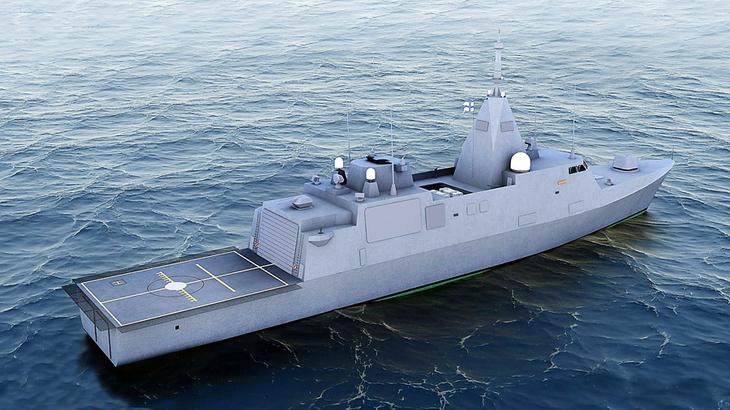 كورفيت Pohjanmaa-Class  المتعدد المهام من فنلندا  16m9pv10