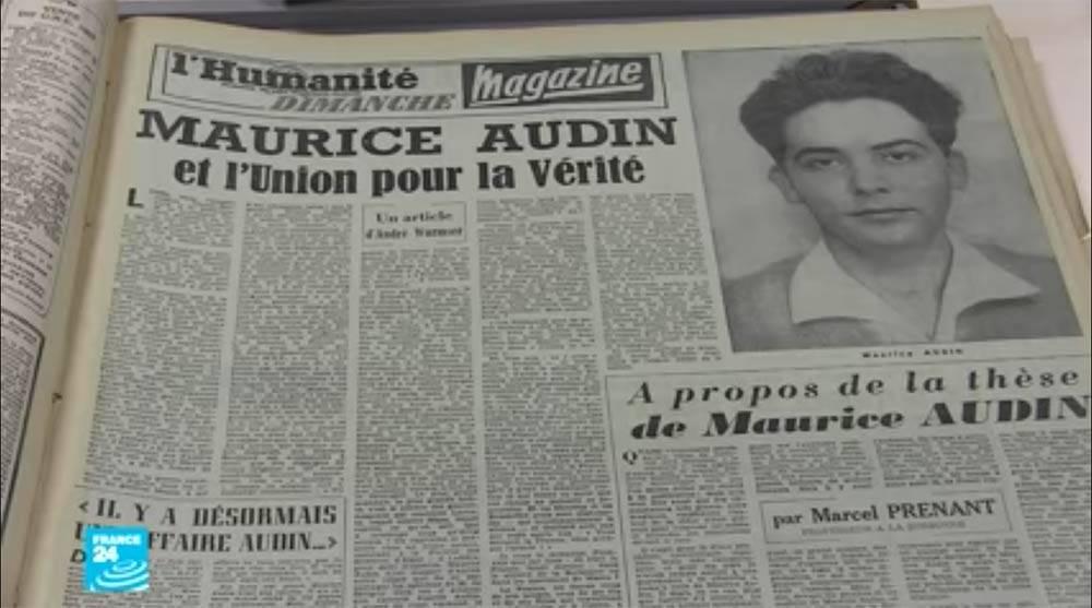 """حرب الجزائر... تاريخ """"محرّم"""" وأرشيفات """"متفجّرة"""" 17223310"""