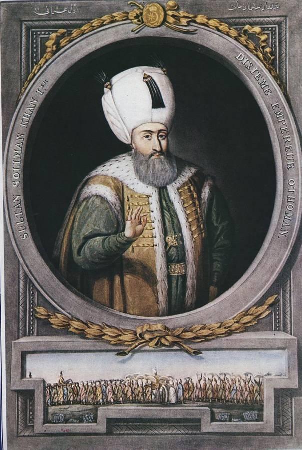 عندما لطّخ السلطان العثماني سليمان القانوني يده بدم ابنه 17855810