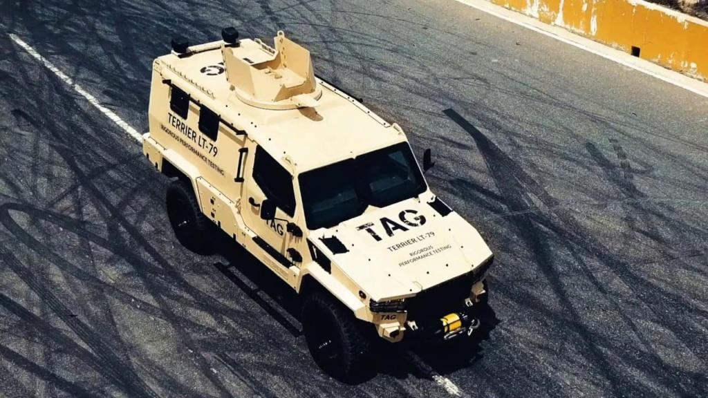 وزارة الدفاع العراقية توقع مذكرة تفاهم مع هيئة التصنيع الحربي العراقية لشراء اول عجلة مدرعة محلية الصنع بعد 2003 19327610