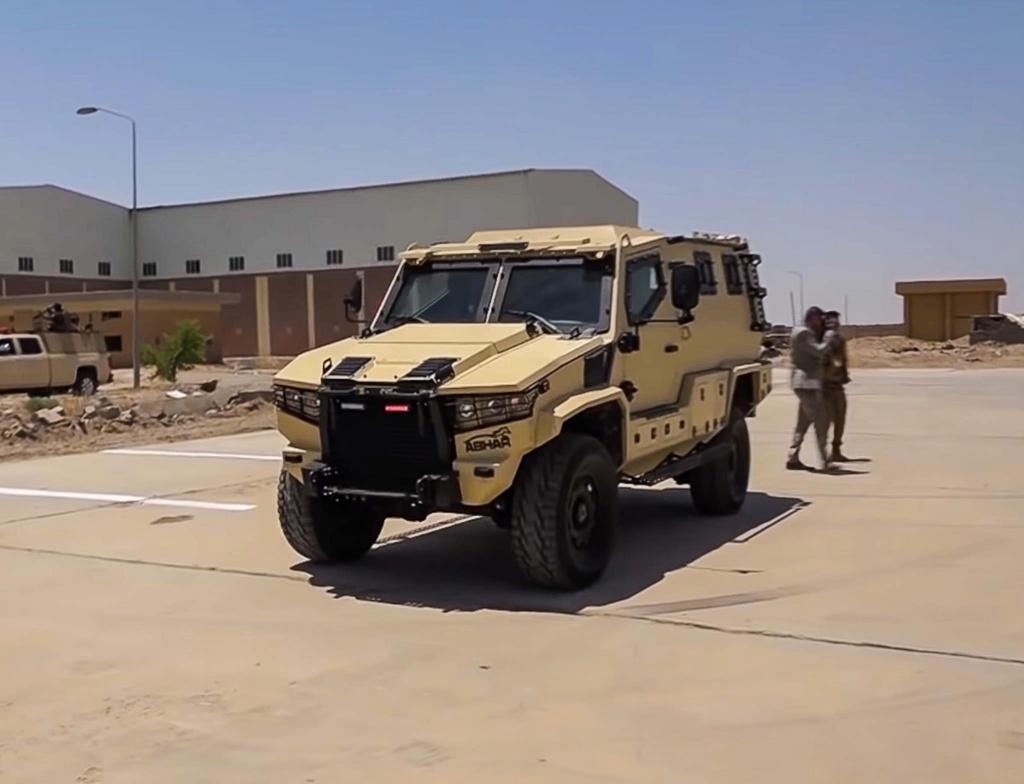 وزارة الدفاع العراقية توقع مذكرة تفاهم مع هيئة التصنيع الحربي العراقية لشراء اول عجلة مدرعة محلية الصنع بعد 2003 19342610