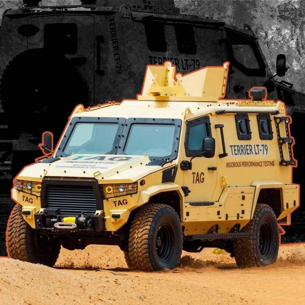 وزارة الدفاع العراقية توقع مذكرة تفاهم مع هيئة التصنيع الحربي العراقية لشراء اول عجلة مدرعة محلية الصنع بعد 2003 19368510