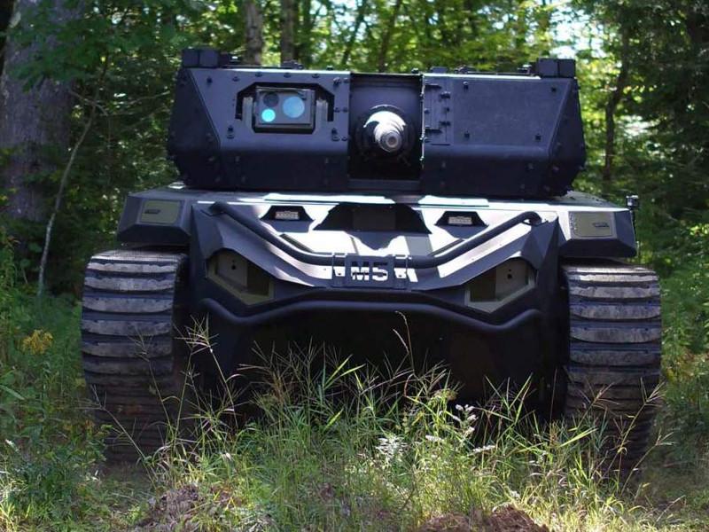 هل ستحل المركبات الأرضية غير المأهوله محل الدبابات؟ 1l-ima16
