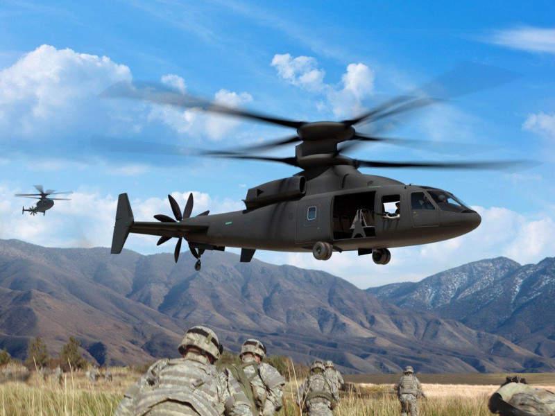 مروحية Boeing-Sikorsky SB>1 DEFIANT 1l-ima22