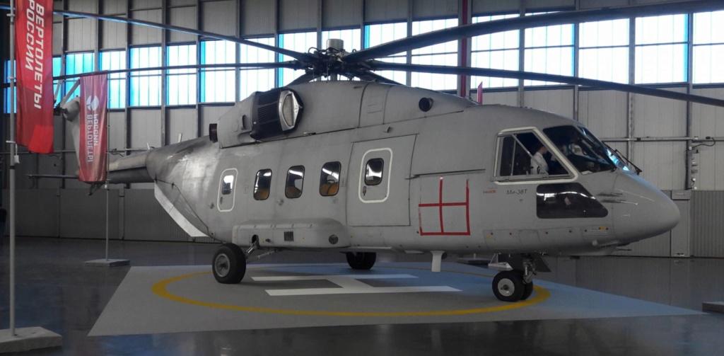 روسيا ستبيع اول مروحيه Mi-38T الى دولة اجنبيه ( لم يعلن عنها ) في العام 2021 !! 20190610