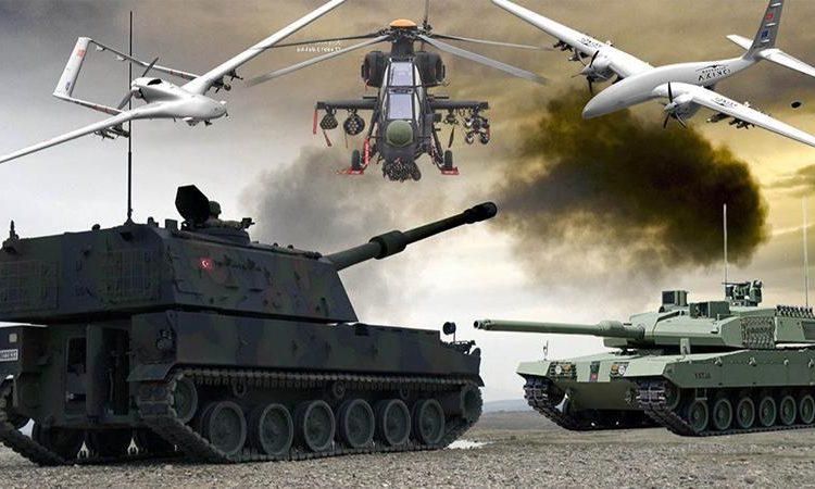 انخفاض صادرات الصناعات الدفاعية التركية 22cf1810
