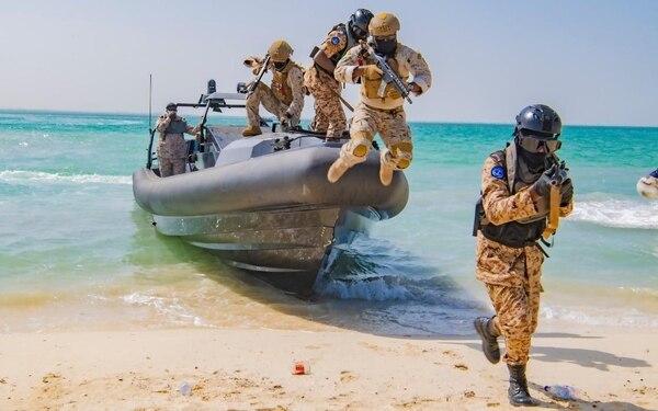 اللعب على الجانبين: هل ستؤثر التدريبات السعودية اليونانية على العلاقات مع تركيا؟ 23r7k710