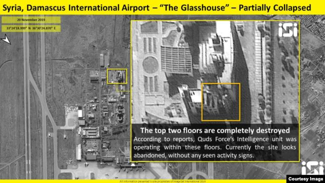 """إسرائيل تستهدف """"عشرات المواقع التابعة للحكومة السورية وإيران"""" داخل سوريا 2b070e10"""