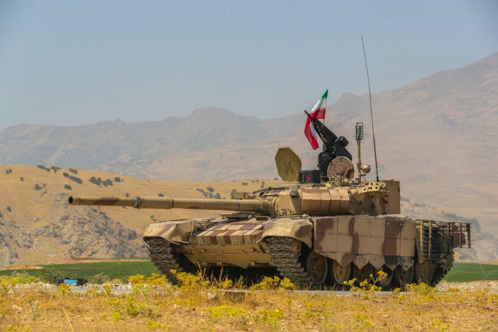 ايران تقوم بتحديث عميق لدبابات ?T-72 S الى معايير الدبابة Karrar 44015310
