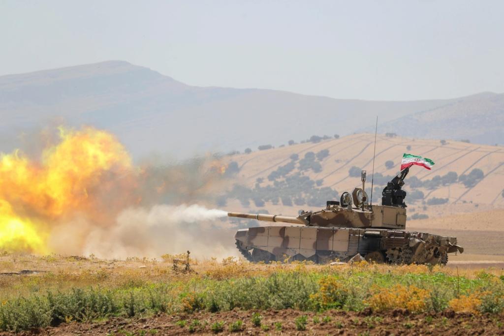 ايران تقوم بتحديث عميق لدبابات ?T-72 S الى معايير الدبابة Karrar 44034310