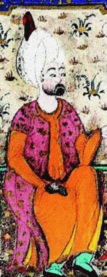 عندما لطّخ السلطان العثماني سليمان القانوني يده بدم ابنه 48483510