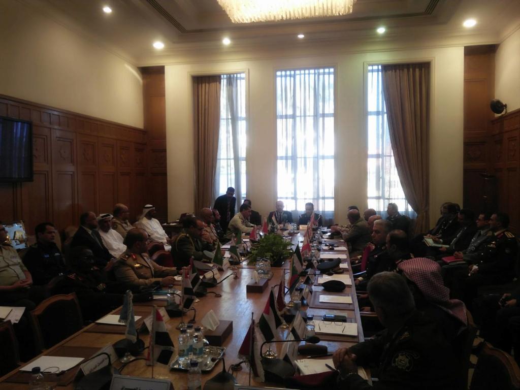 جامعة الدول العربية تؤكد أهمية إنشاء مركز تدريب عسكري عربي 4b93e110