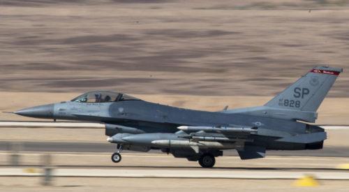 مقاتلات اسرائيلية نوع F-35 ستشارك في مناورات Blue Flag  الجوية المشتركة للمرة الأولى 59008210