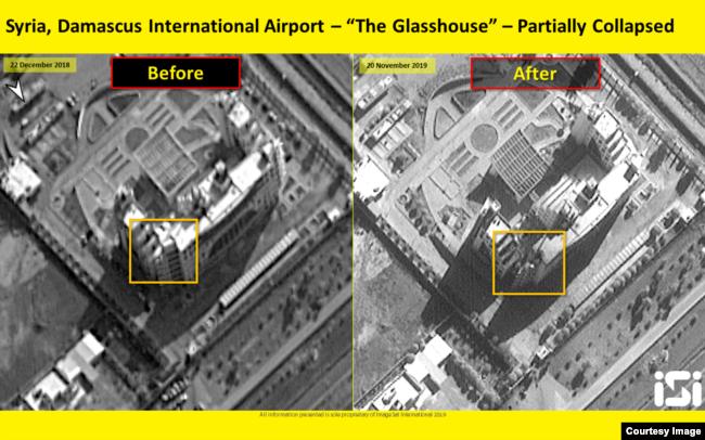 """إسرائيل تستهدف """"عشرات المواقع التابعة للحكومة السورية وإيران"""" داخل سوريا 5da73510"""
