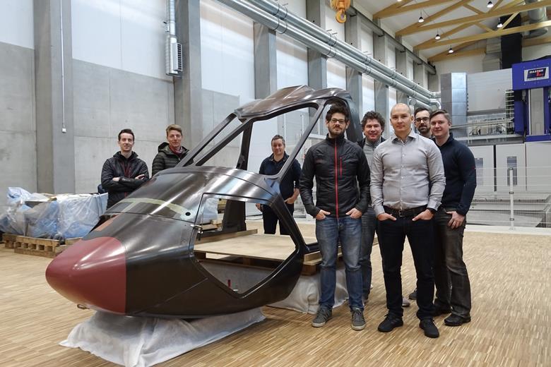 """Airbus Helicopters"" تُقِر مشروعا تصميميًا لمروحية Racer السريعة 69744_10"