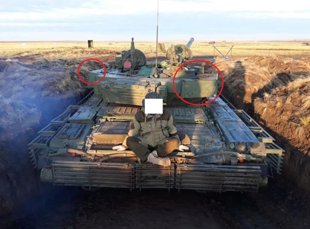 روسيا تطور نظام الحماية النشطة Arena-M للعمل علي كلا من T-72 و T-90 75156810