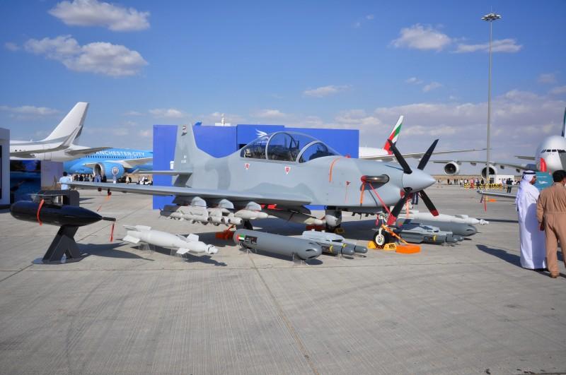 B-250  طائرة إماراتية مخصصة للحرب على الإرهاب 75322010