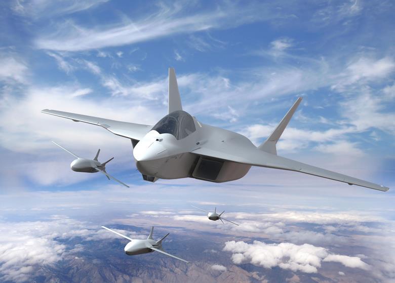 لماذا تصميمات المقاتلة المستقبلية ستحتفظ بالطيار البشري 75862_10