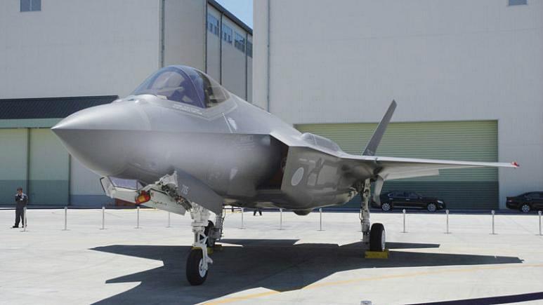 إيطاليا تعلن بدأها المرحلة الثانية من برنامج استثمار مقاتلات F35 773x4310