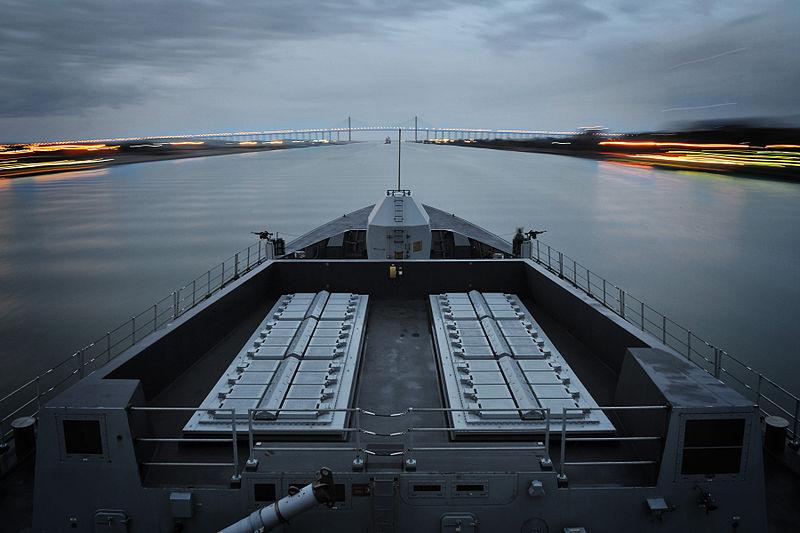 المدمرة فئة Type 45 Daring Class البريطانية 800px-14
