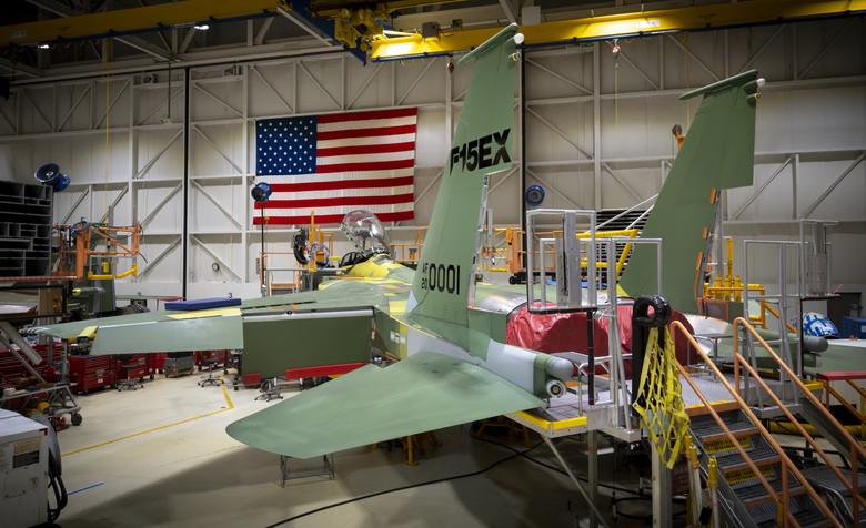 تحليل ومراجعة فنية لطائرة Boeing F-15EX  الجديدة لسلاح الجو الأمريكي 81974310