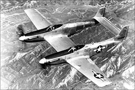 F-82 Twin Mustang : المقاتله الامريكيه غريبه الشكل التي حققت النصر في سماء سيول الكوريه  81xpt610