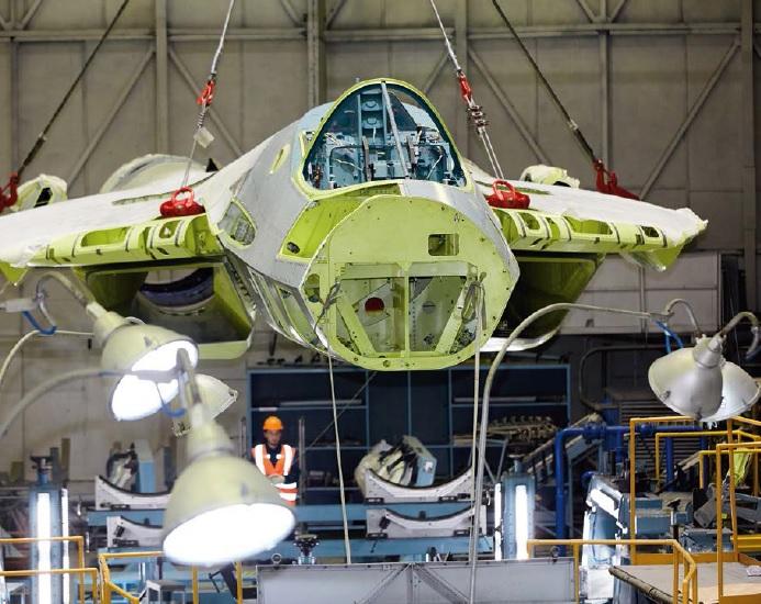وزارة الدفاع الروسية تؤكد شراء 76 مقاتلة من طراز Sukhoi Su-57 82560710