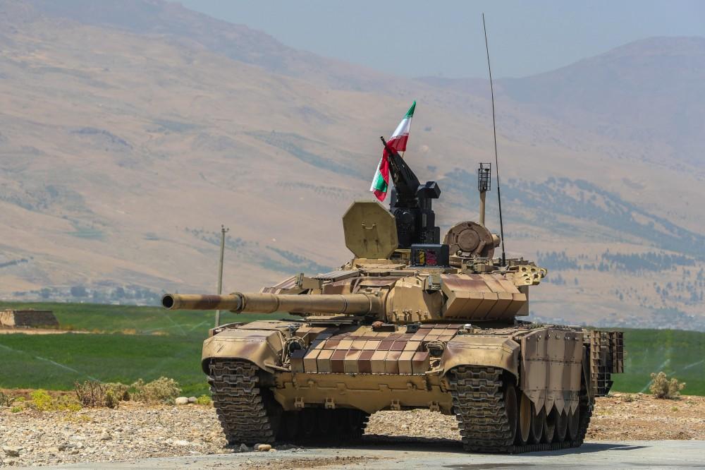 ايران تقوم بتحديث عميق لدبابات ?T-72 S الى معايير الدبابة Karrar 82863310