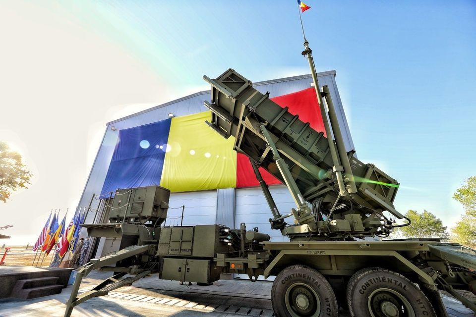 """رومانيا تؤكد نيتها اقتناء منظومة """"باتريوت"""" 83825410"""