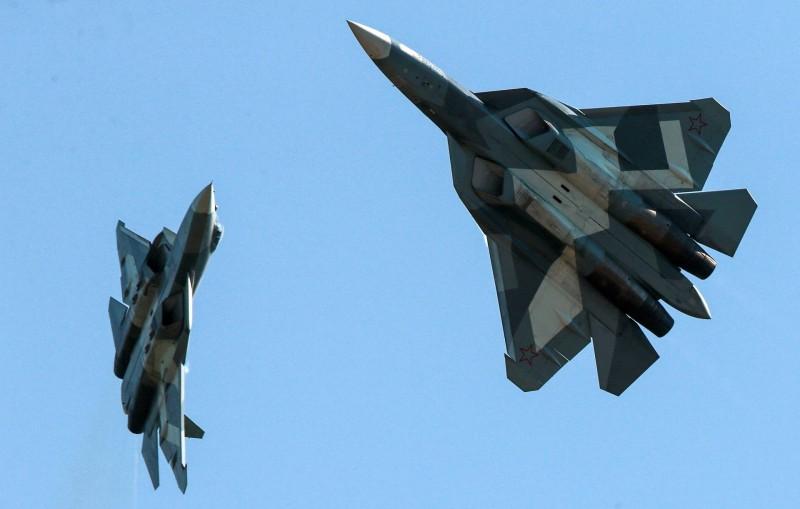 مقاتلة Su-57 الروسية : هل تعتبر بالفعل مقاتلة جيل خامس ؟ 83996510