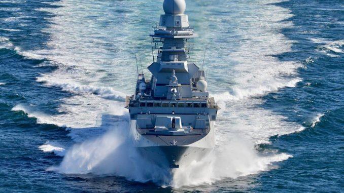 صحيفة La Repubblica  الايطاليه : مصر على موعد مع صفقه سلاح ضخمه مع ايطاليا 86733210