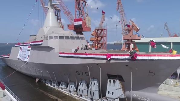 مخاوف إسرائيلية.. البحرية المصرية تطوّر قدراتها 86bacc10
