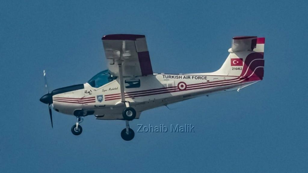 ظهور أول طائرة تدريب باكستانية الصنع نوع Super Mushshak لصالح سلاح الجو التركي 87529610