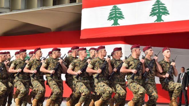الولايات المتحدة تفرج عن مساعدات عسكرية للبنان بقيمة 100 مليون دولار _1099810