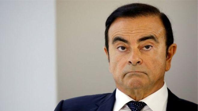 كارلوس غصن: مدير نيسان السابق يهرب من اليابان إلى لبنان _1103410