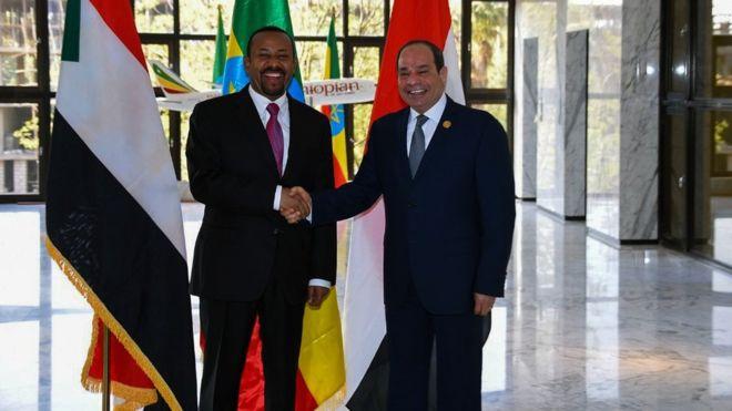 سد النهضة: اثيوبيا تطلب وساطة جنوب أفريقيا لحل الخلاف مع مصر والسودان _1104410