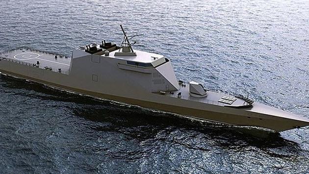 البحرية الروسية تتسلم أول فرقاطة شبحية Aaao-a11