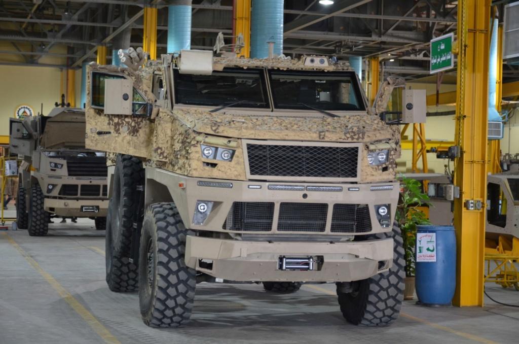 بعد طلب وزارة الدفاع السعودية : مصر تختبر المدرعة ST-100 بصحراء الرياض تمهيدًا لتصديرها Aaco10