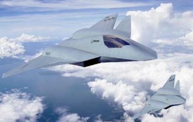 سلاح الجو الأميركي صنع خفية طائرة مقاتلة سرية أنجزها في سنة فيما يتطلب الأمر عادة عقداً من الزمن Aaia-o10