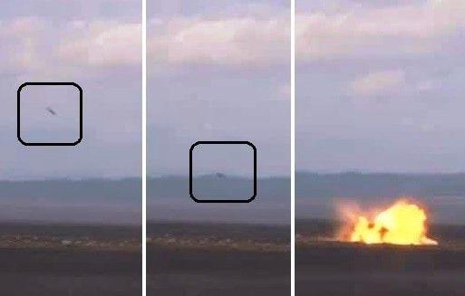 إيران تختبر طائرة مسيرة انتحارية جديدة في مناورة جوية Aaoo-a11