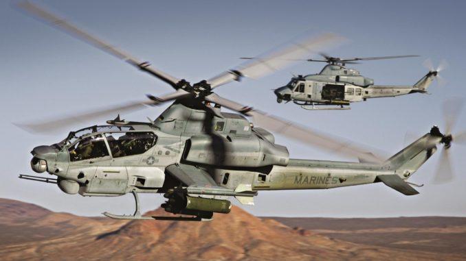 الخليج العربي من أبرز أسواق المروحيات في العالم Ah-1z-10