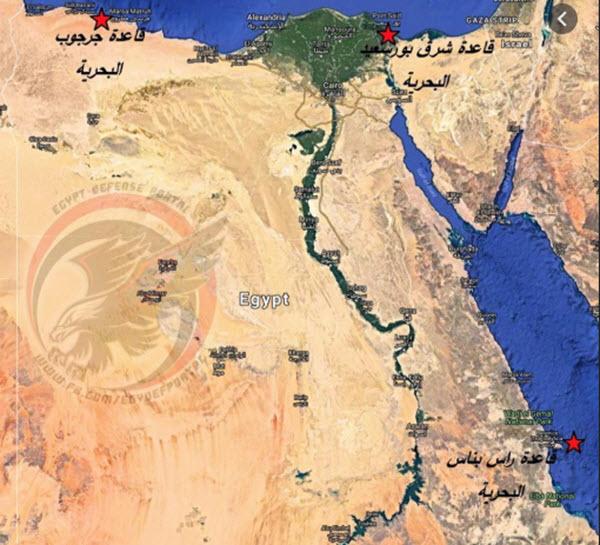 البحرية المصرية تواصل بناء ثلاث قواعد عسكرية جديدة Aia-aa10