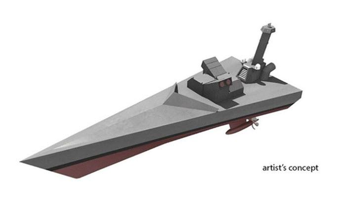 NOMARS : مشروع سفن حربية أميركية بدون طاقم Aia-ai10
