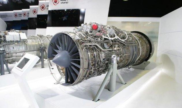 مشاكل في تثبيت المحرك تؤخر تطوير الطائرة الروسية Su-30SM2 Al-41-10