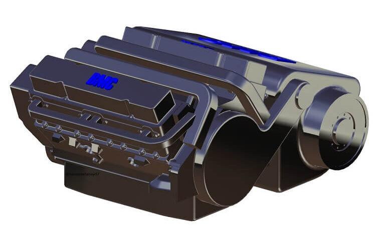 تركيا تطور محرك Batu محلي الصنع لدبابة Altay Altay-10