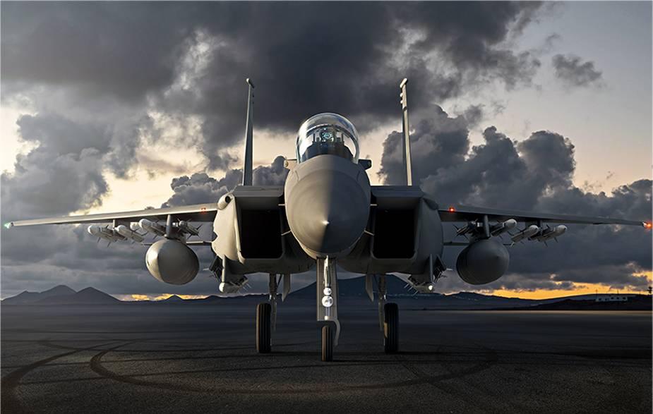 تحليل ومراجعة فنية لطائرة Boeing F-15EX  الجديدة لسلاح الجو الأمريكي Analys10