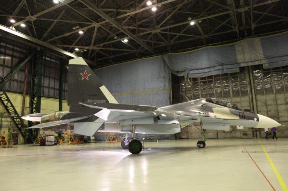 مقاتلة Su-30SM2 ستجري تحليقها الاولي في اواخر 2020 Analys17
