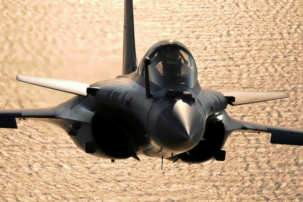 """Super-Rafale"": خطط لإنتاج نسخة F5 من طائرات Rafale وسط ارتفاع الطلب العالمي والمنافسة Ap_16010"