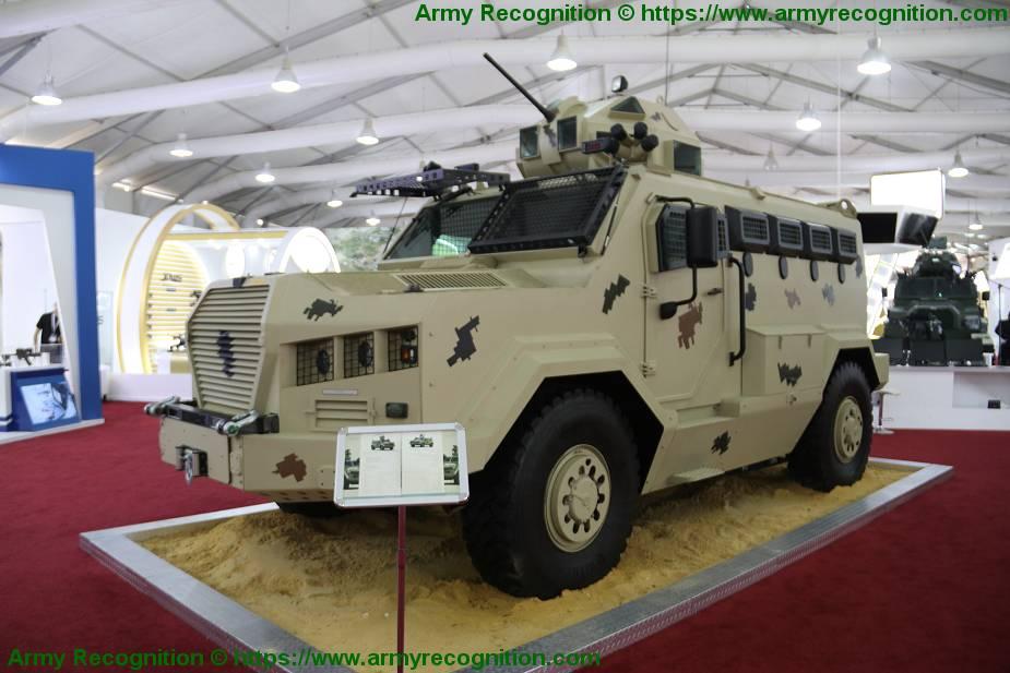 جيش أوروغواي سيحصل على مركبتين ناقلة أفراد مصفحة أردنية من طراز  Al Wahsh Army_o12